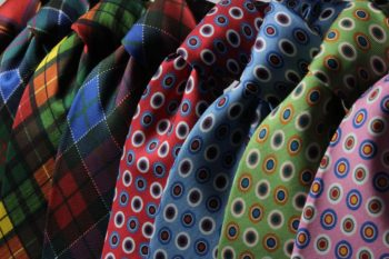 Different Types of Ties for Men
