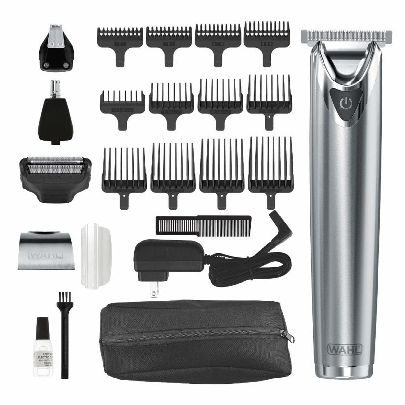 Wahl Stainless Steel Lithium Beard Trimmer