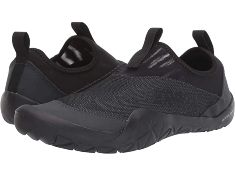 adidas outdoor Men's Terrex CC Jawpaw II Slip-On Water Shoes