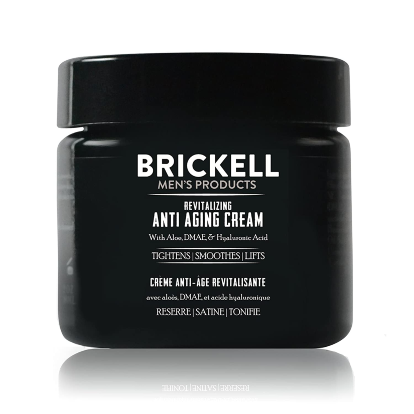 Brickell Men's Revitalizing Anti-Aging Creams